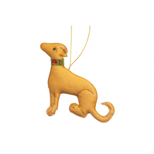 Medieval Dog Decoration