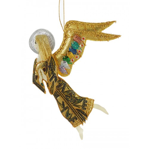 St. Bride Angel with One Wing Christmas Decoration