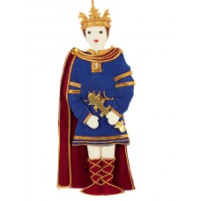 William the Conqueror Christmas Tree Ornament