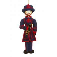 Ravenmaster Christmas Tree Decoration