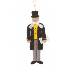 Giuseppe Verdi Christmas Tree Ornament