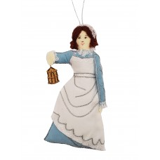 Florence Nightingale Christmas Decoration