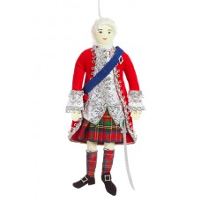 Bonnie Prince Charlie Christmas Decoration