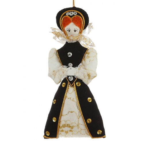 Elizabeth I Christmas Decoration
