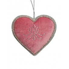 Marie-Antoinette Cypher Heart Decoration
