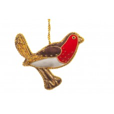 Little Robin Christmas Ornament