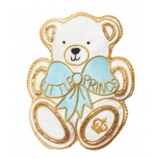Little Prince Baby Bear Ornament
